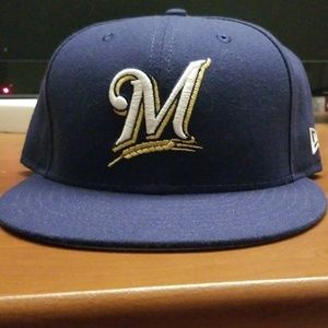 Milwaukee Brewers Snapback